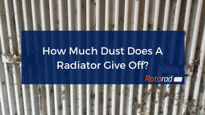 How Much Dust Does A Radiator Give Off?