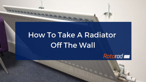How to Take A Radiator Off the Wall