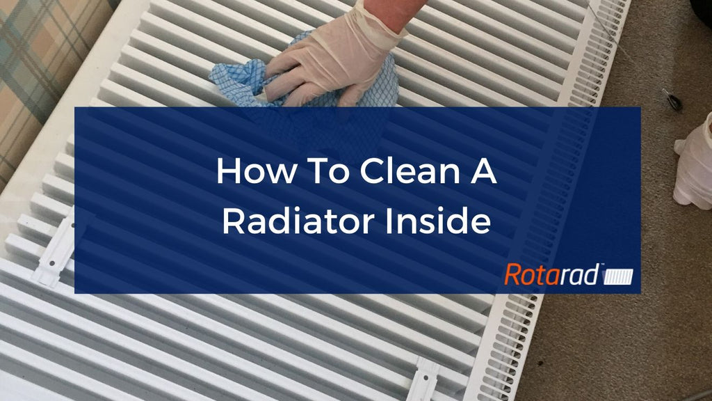 How To Clean A Radiator Inside