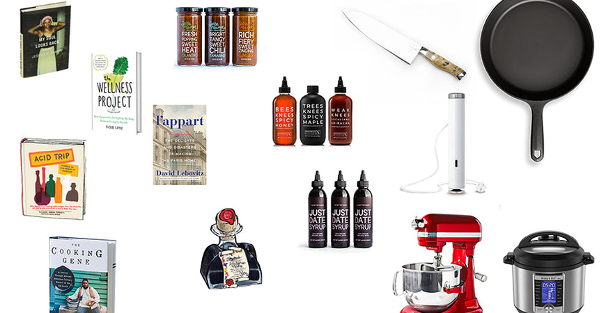 2017 Gift Guide: Kitchen + Foodie Gifts