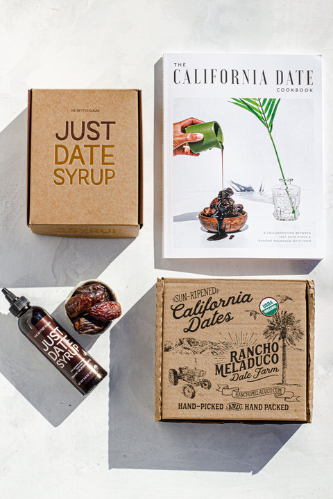 The California Date Giftbox