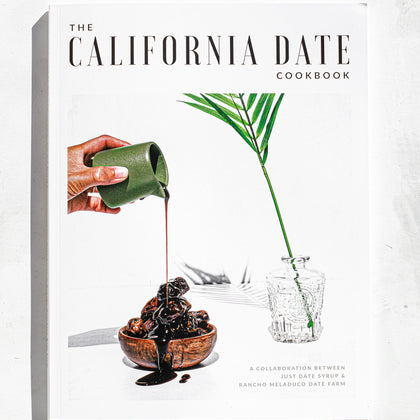 The California Date Cookbook