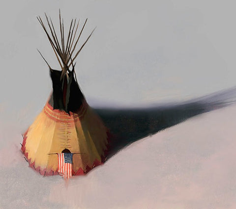 Teebow Tipi by R. Tom Gilleon