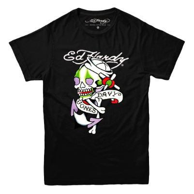 Camiseta Ed Hardy Sailor Skull