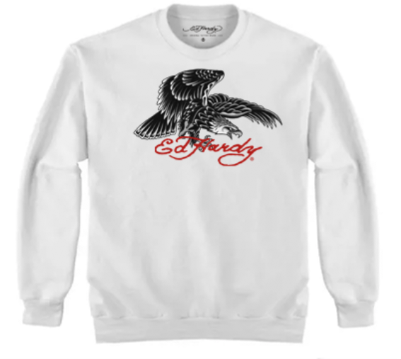Moletom Ed Hardy Eagle