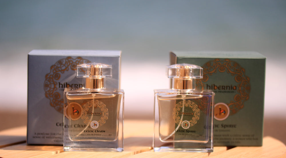 Hibernia Irish Fragrance Collection