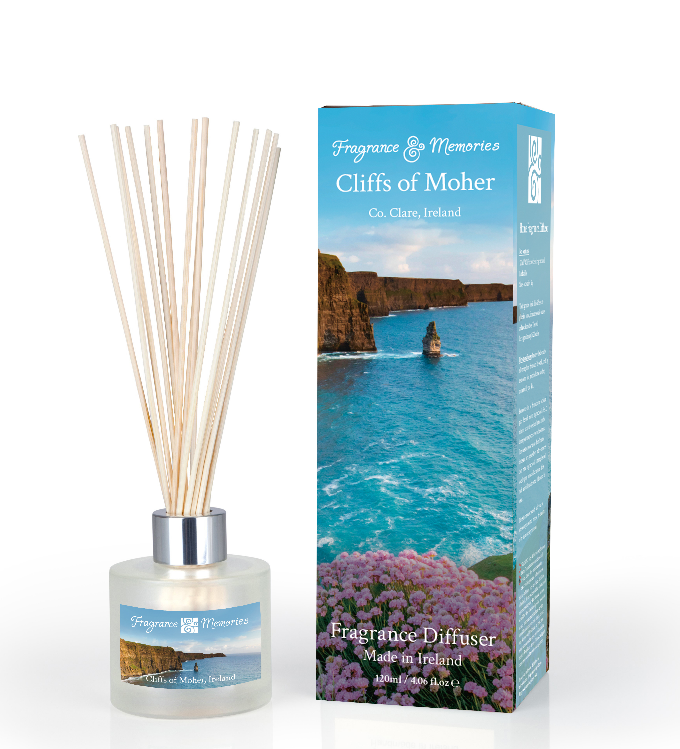 Cliffs of Moher - Fragrance Reed Diffuser 4.06 fl.oz