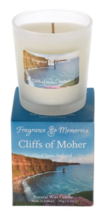 Cliffs of Moher - Travel Candle 2.5oz