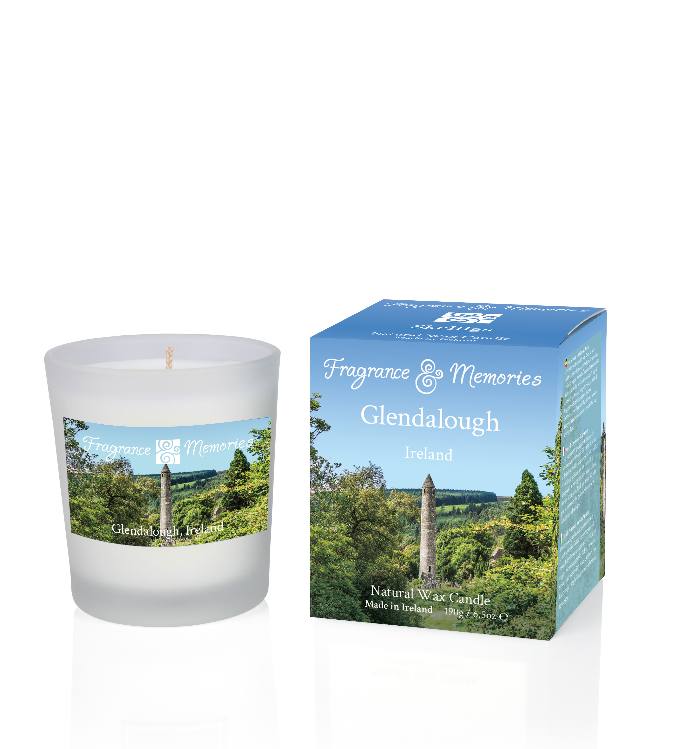 Glendalough - Natural Wax Scented Candle 6.5oz