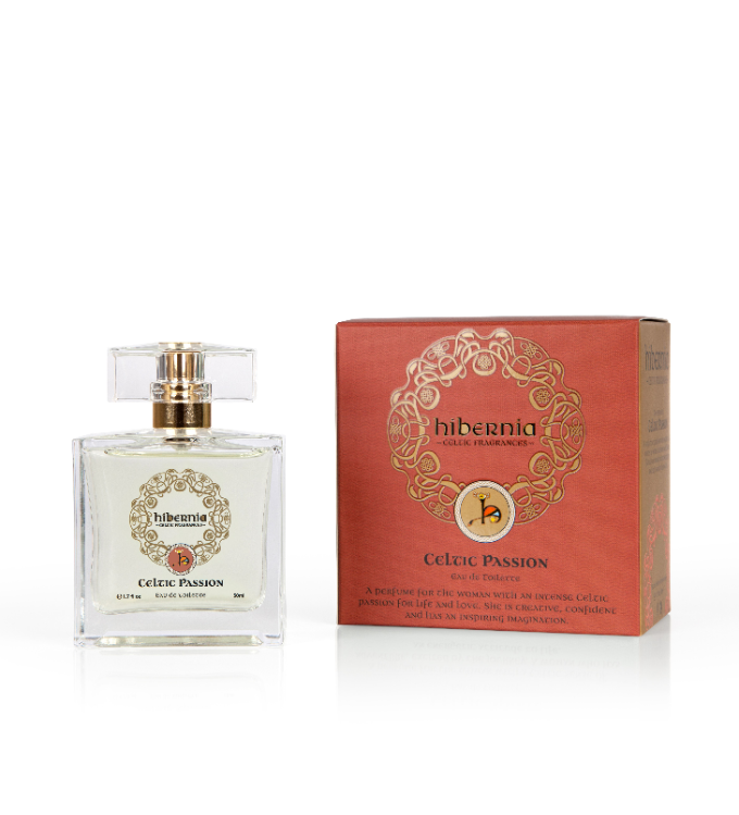 Hibernia 'Celtic Passion' Eau de Toilette 50ml