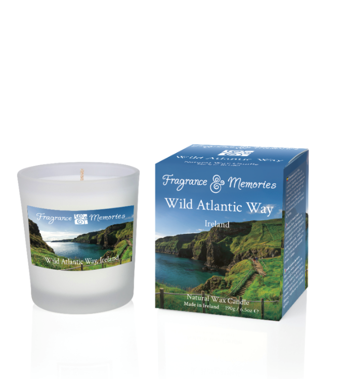 Wild Atlantic Way - Travel Candle