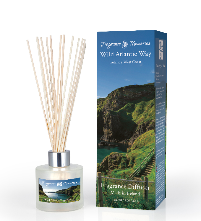 Fragrance & Memories - Wild Atlantic Way Home Diffuser