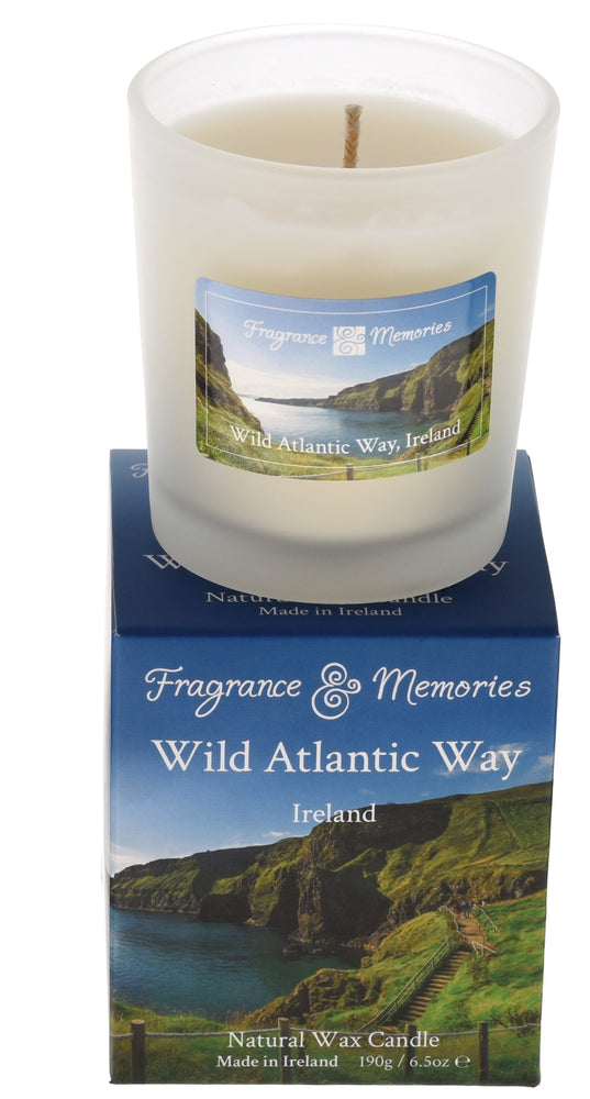 Wild Atlantic Way - Travel Candle 2.5oz