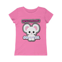 Load image into Gallery viewer, Girls Kawaii Mouse Tee