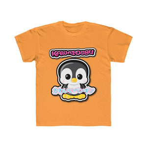 Kids Kawaii Penguin Tee
