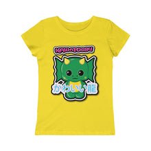 Load image into Gallery viewer, Girls Kawaii Dragon Tee