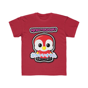 Kids Kawaii Parrot Tee