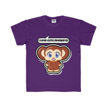Load image into Gallery viewer, Monkey Kids Regular Fit Tee