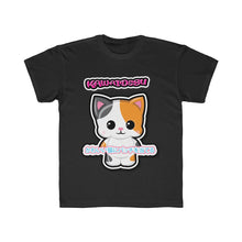 Load image into Gallery viewer, Kids Kawaii Patches Tee