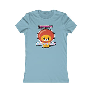 Women's Kawaii Lion Tee