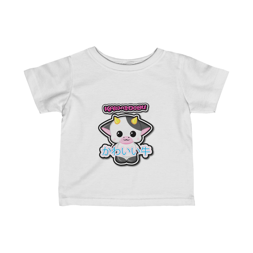 Infant Kawaii Cow Tee