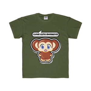 Monkey Kids Regular Fit Tee