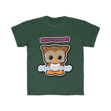 Load image into Gallery viewer, Kids Kawaii Owl Tee