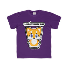Load image into Gallery viewer, Shibu Inu Kids Regular Fit Tee