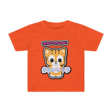 Load image into Gallery viewer, Toddlers Kawaii Tiger Tee