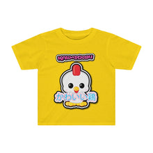 Load image into Gallery viewer, Toddlers Kawaii Chicken Tee