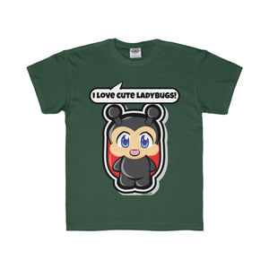 Ladybug Kids Regular Fit Tee