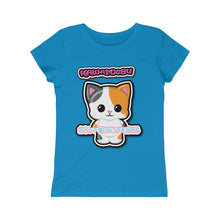 Load image into Gallery viewer, Girls Kawaii Patches Tee