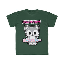 Load image into Gallery viewer, Kids Kawaii Husky Tee