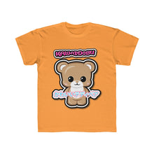Load image into Gallery viewer, Kids Kawaii Teddy Bear Tee
