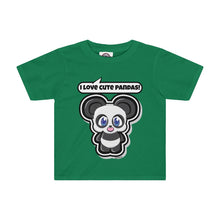 Load image into Gallery viewer, Panda Kids Tee
