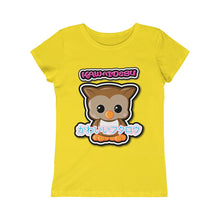 Load image into Gallery viewer, Girls Kawaii Owl Tee