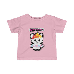Infant Kawaii Unicorn Tee