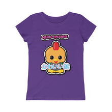Load image into Gallery viewer, Girls Kawaii Rooster Tee