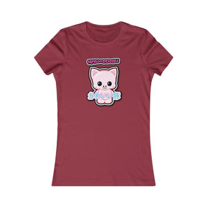 Women's Kawaii Pig Tee