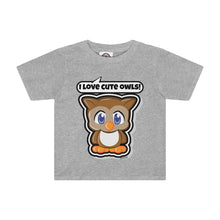 Load image into Gallery viewer, Owl Kids Tee