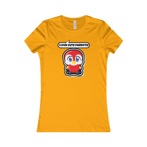 Parrot Women's Favorite Tee