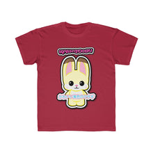 Load image into Gallery viewer, Kids Kawaii Yellow Rabbit Tee
