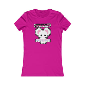 Women's Kawaii Mouse Tee
