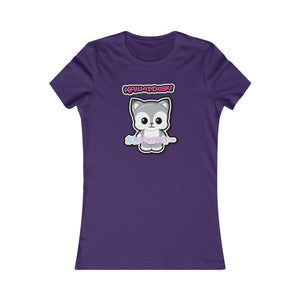 Women's Kawaii Husky Tee