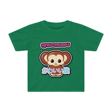Load image into Gallery viewer, Toddler Kawaii Monkey Tee