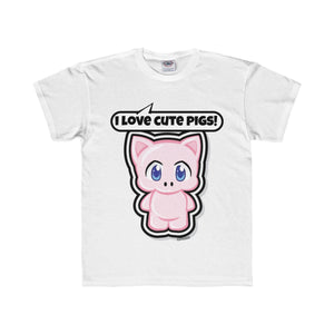Pig Kids Regular Fit Tee
