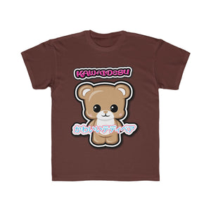Kids Kawaii Teddy Bear Tee