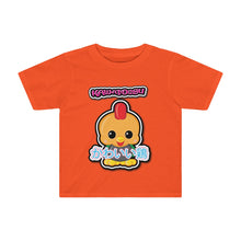 Load image into Gallery viewer, Toddlers Kawaii Rooster Tee