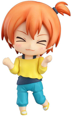 Good Smile Love Live: Rin Hoshizora Nendoroid Action Figure (Training Outfit Version)