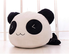 Load image into Gallery viewer, Interesting Amazing 70 cm Cute Panda Pillow Soft Plush Toy Stuffed Smiling Lying Animal